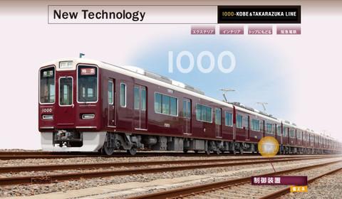 Hankyu1000