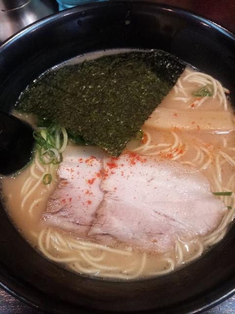 Tonkotsushouyu