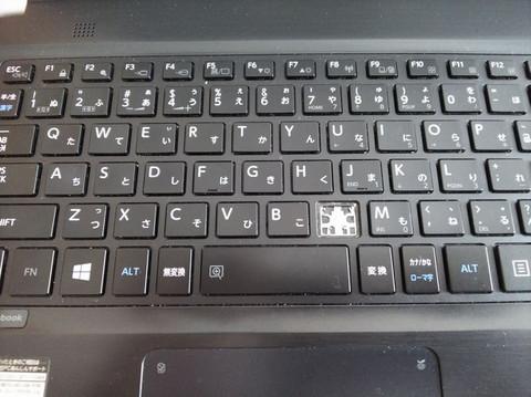 Keytop
