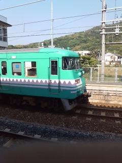 どこの電車?