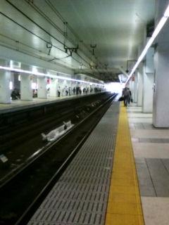 懐かしい駅