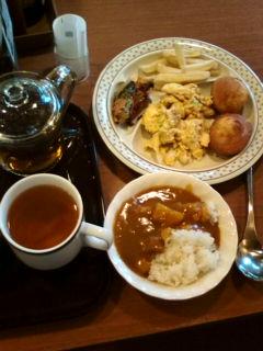 高知の朝食