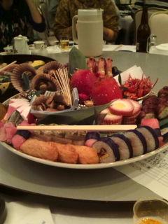 豪華皿鉢料理