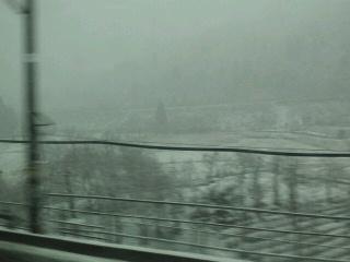 雪国・関ヶ原