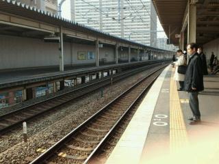 昼間に来るのは久しぶりな駅