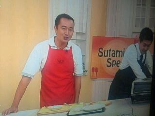 嶋田ひろしさん