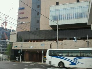 JR大阪駅高速バスターミナル