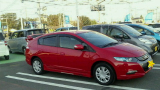 新車を買いました!…弟が。