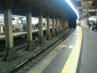 関西初の地下路線
