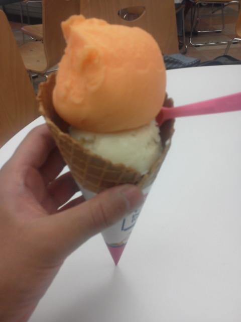 アイス祭り
