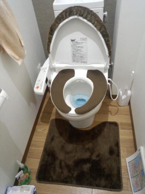 ブラウントイレ
