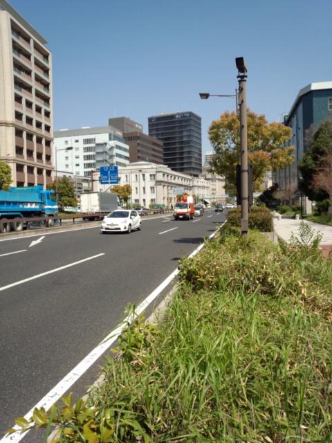 ぐんぐん歩くよ神戸の道