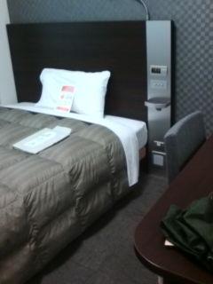 シックなホテルの部屋