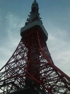 久しぶりの東京タワー