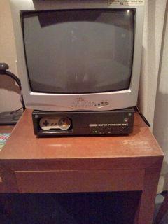 スーパーファミコンテレビ
