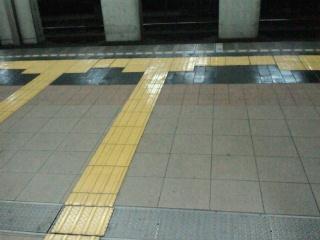 どこが乗車場所?