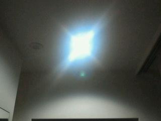 未来の明かり