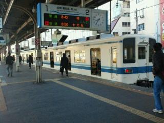 東武野田線大宮駅