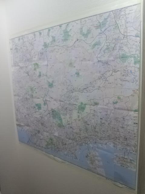 神戸市の地図